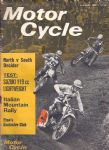 Motor Cycle - Motorcycle Magazine - 4th August 1966 - M2482